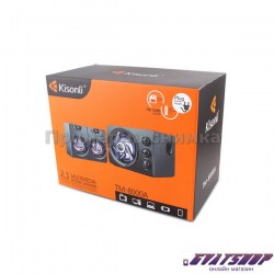 уредба -Kisonli TM-8000A -TF Card -Bluetooth -USB -AUX -FM  gvatshop1