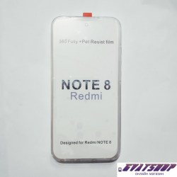 Xiaomi Redmi Note 8  Кейс Forcell 360 fully PC + TPU  gvatshop3